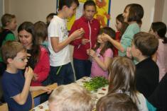 Ochutnávka: Ovoce do škol 4. 5.